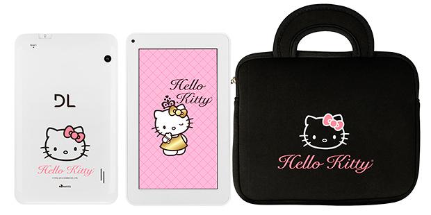 Preço tablet da Hello Kitty