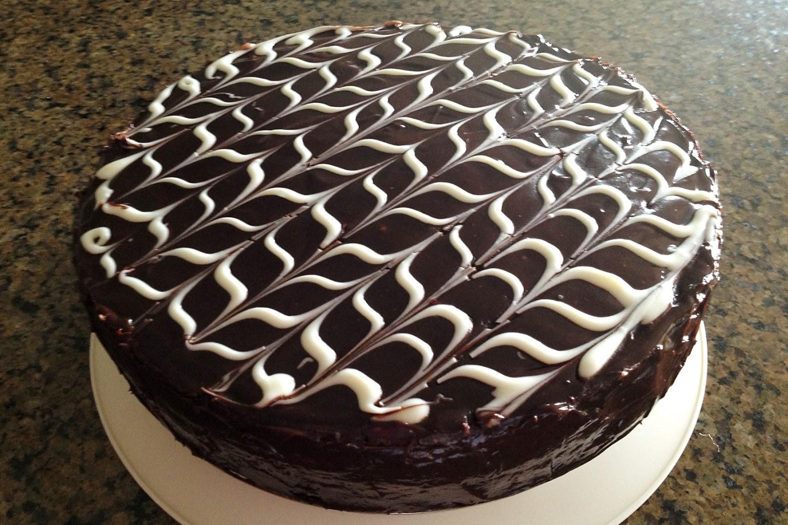 Olive Garden Whole Black Tie Mousse Cake