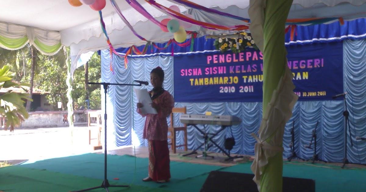 Naskah Pidato Perpisahan Wakil Kelas VI dalam Bahasa Jawa