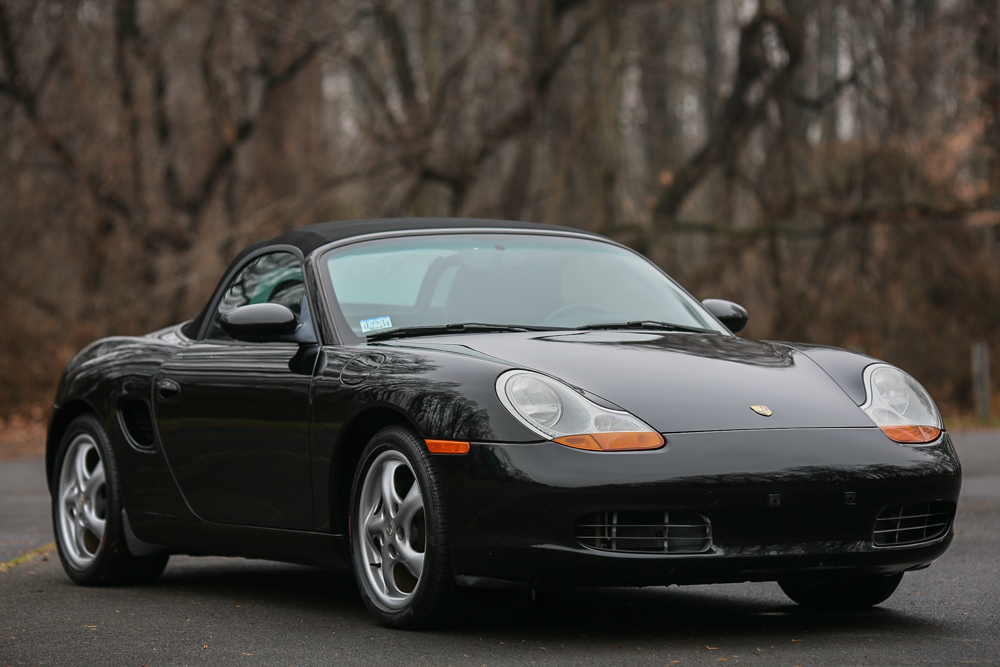 classic porsches 1999 porsche boxster. Black Bedroom Furniture Sets. Home Design Ideas