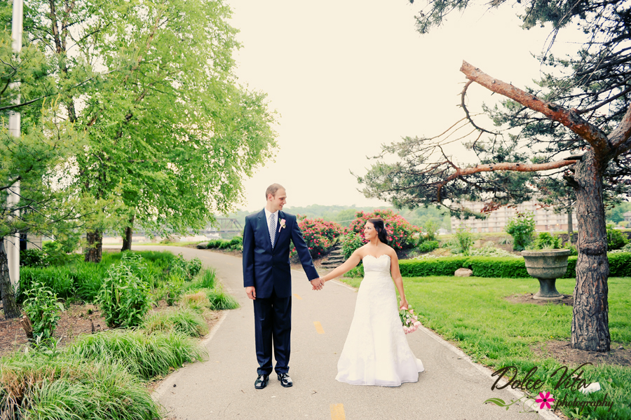Mike and sully wedding