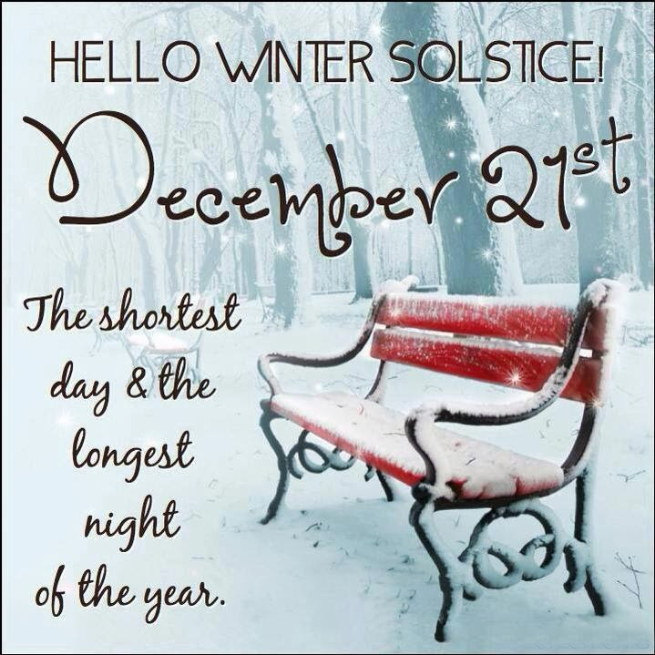 shortest day and logest night