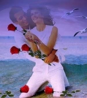 Lettre d'amour pour mon homme de ma vie