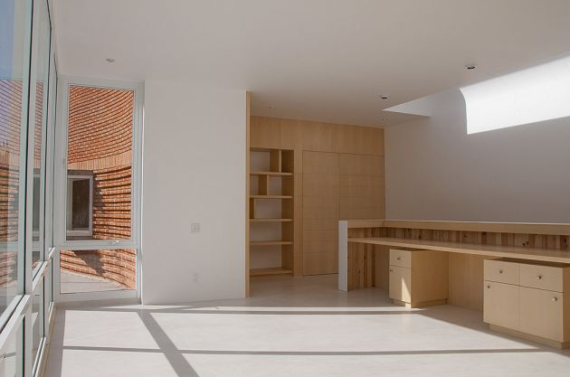 CVA House in Mexico City by Materia Arquitectónica