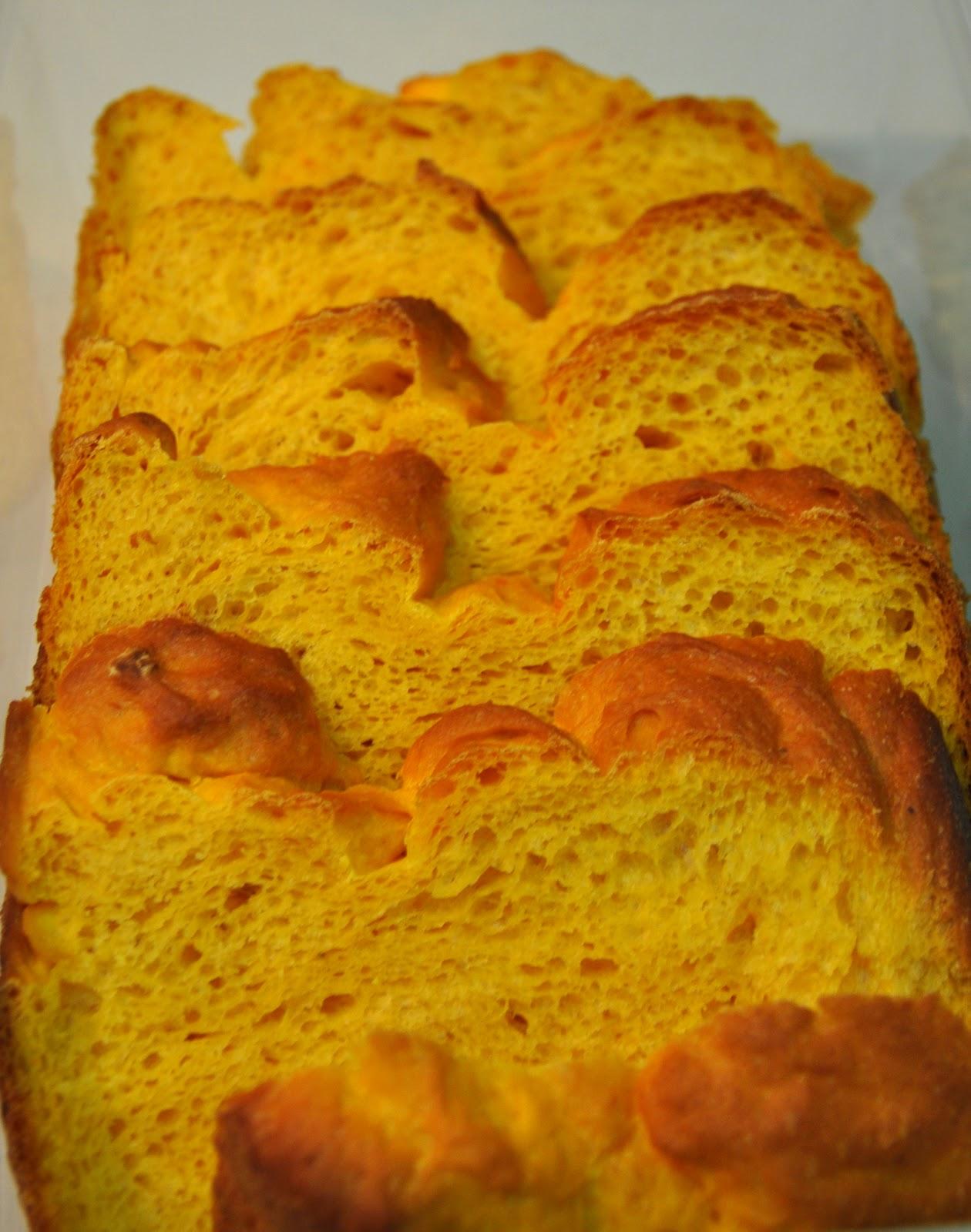 Sweet Potato Bread | The Baking Bee