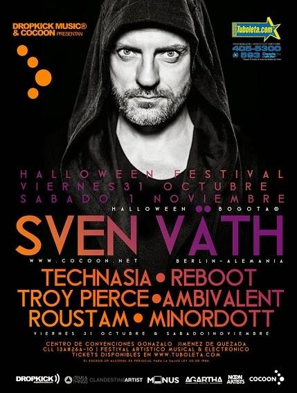 Poster HALLOWEN FESTIVAL 2014