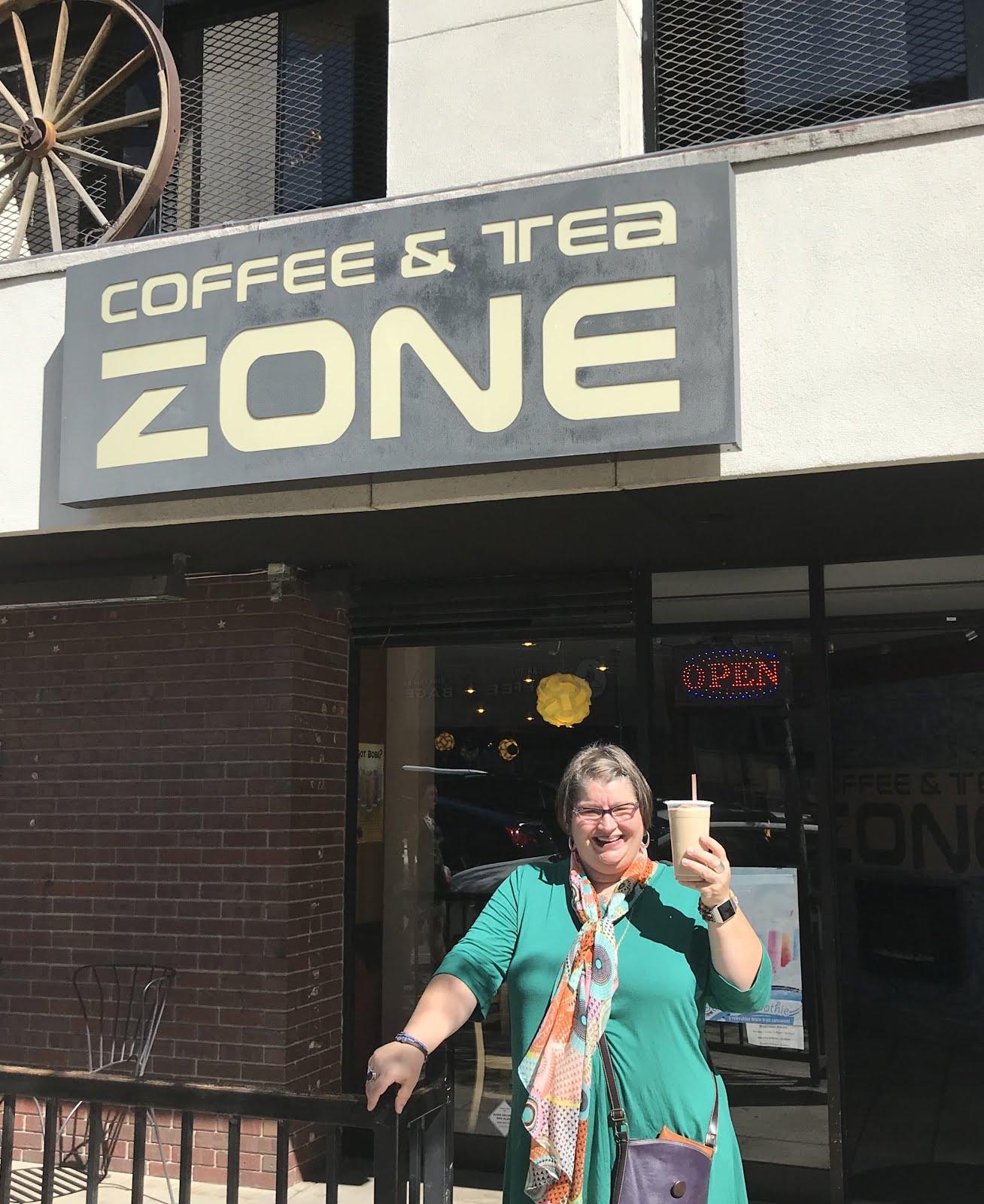 Coffee & Tea Zone, Colorado Springs, CO 2018