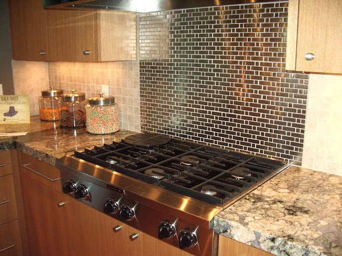 #2 Kitchen Backsplash Ideas