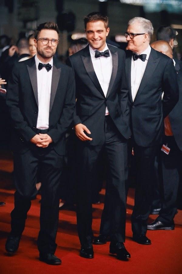 Robert Pattinson in Dior Homme -