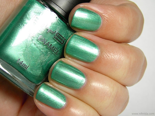 BYS Nail Polish in Emerald