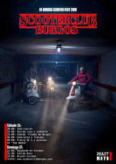 Organizadores del Burgos Scooter Fest