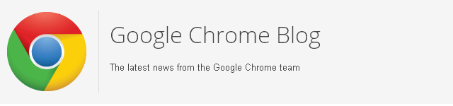 Blog de Google Chrome