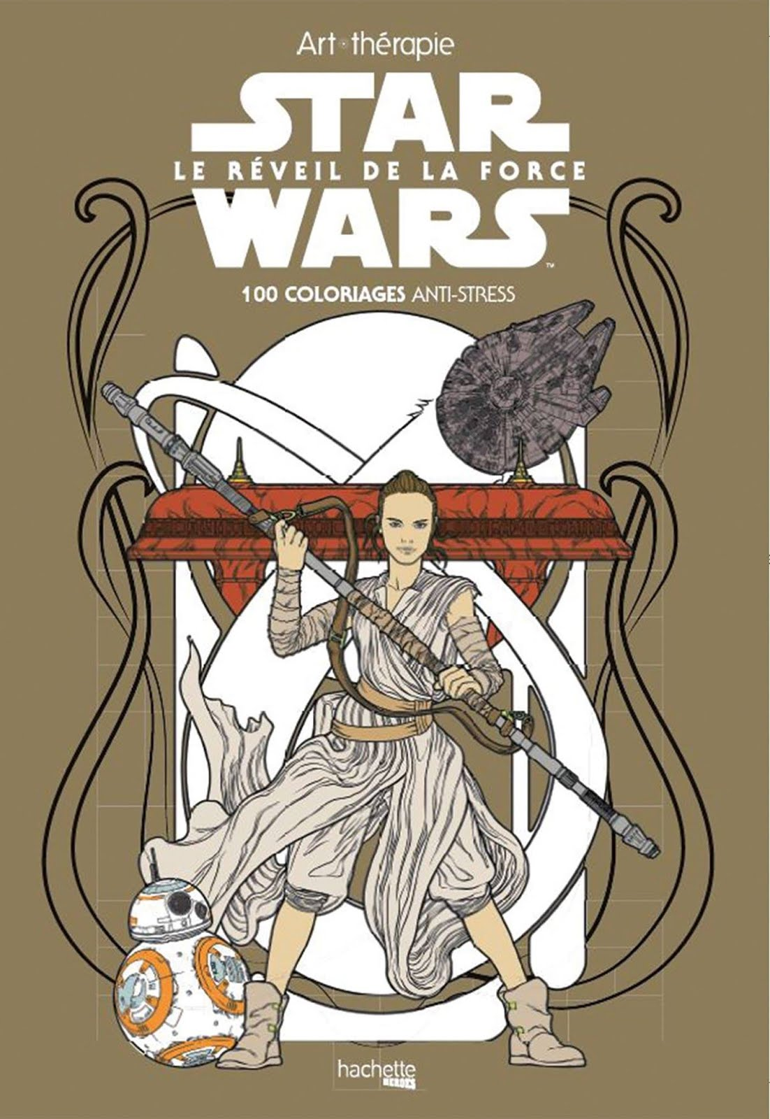 Art-thérapie Star Wars tome 2