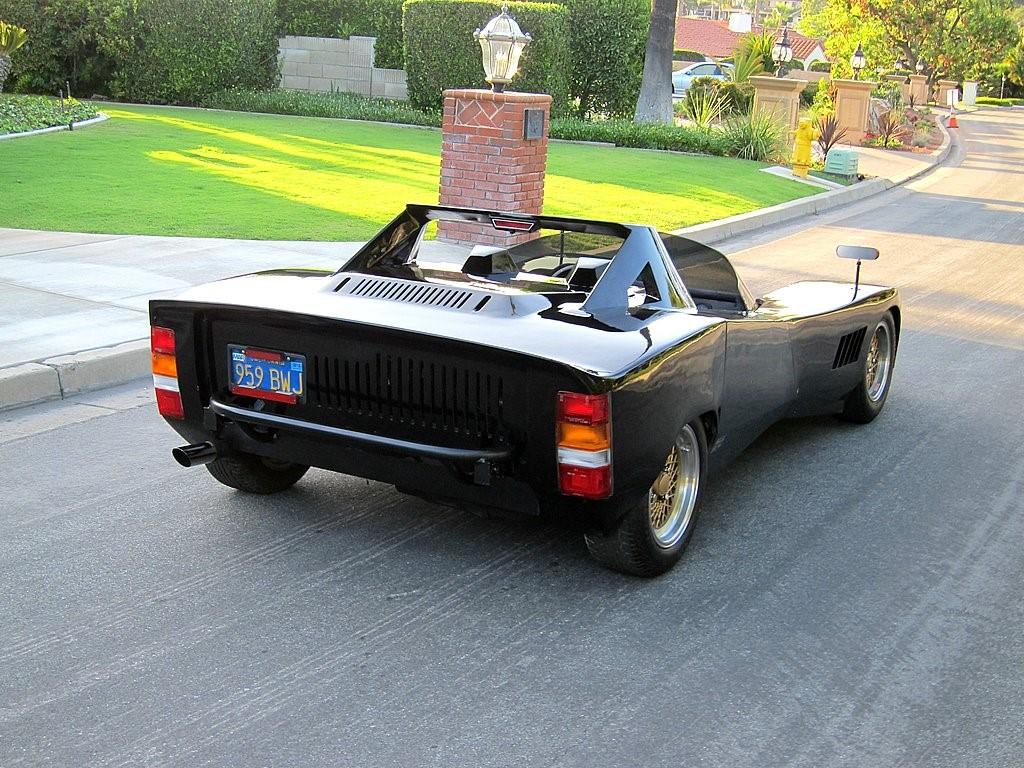 fiat le mans gp proto race car w video. Black Bedroom Furniture Sets. Home Design Ideas