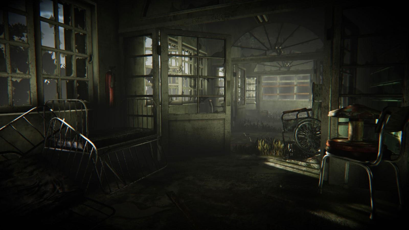 Imagen del videojuego Daylight