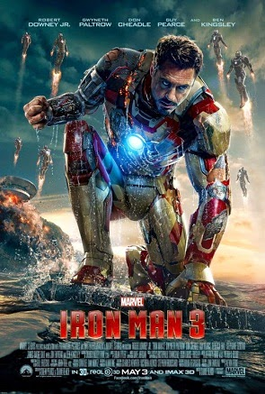 """Iron Man 3"" As Conspiracy Narrative"