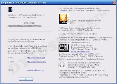 Magix Samplitude 11.5 Producer Keygen Free Download