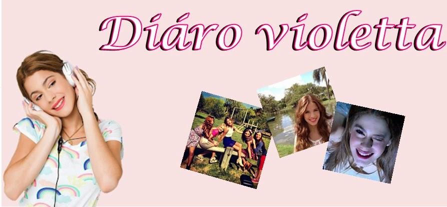 Diário Violetta