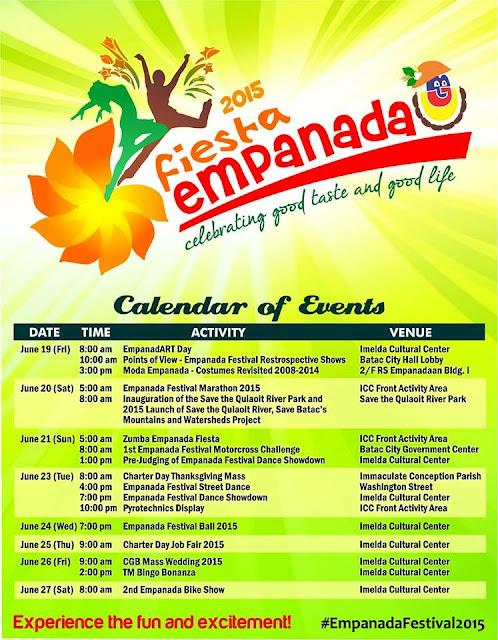Empanada Festival 2015