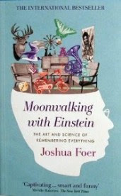 Moonwalking with Einstein by Joshua Foer, Bill Gates Top 10 Books 2012, www.ruths-world.com