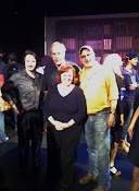 Staged Reading with Screenwriter Jeremy Dylan Lanni and actors Powers Booth and Edie McLurg