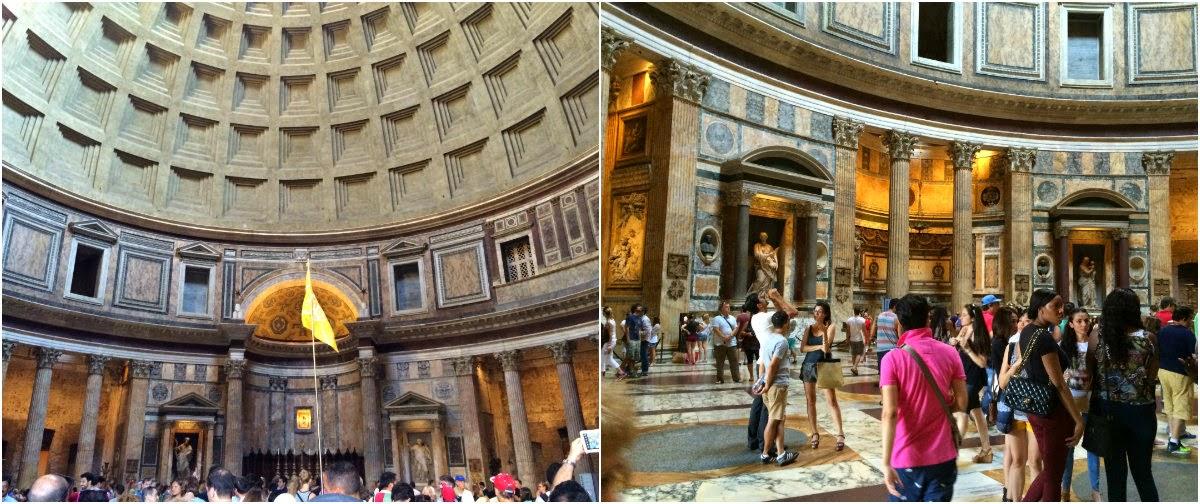 Itália, Roma, turismo, Europa, Italy, travel, trip, viagem, Italia, Vaticano, Basílica de São Pedro, Circus Maximus, Palatino, Arco de Constantino, Coliseu, Colosseo, Fontana di Trevi, Pantheon