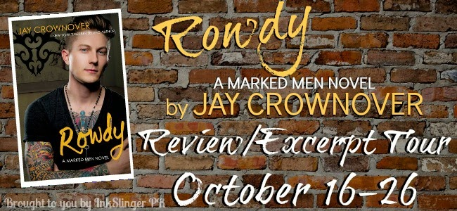 Blog Tour: Rowdy by Jay Crownover