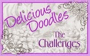 Delicious Doodles Friday Challenge
