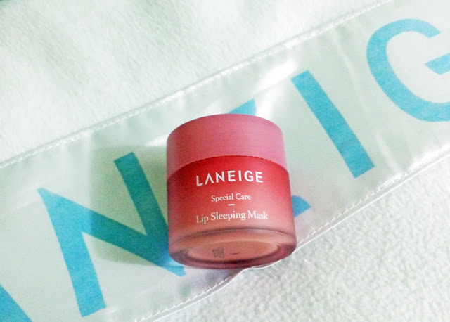 Image of Laneige Lip Sleeping Mask - pinknomenal.blogspot.com