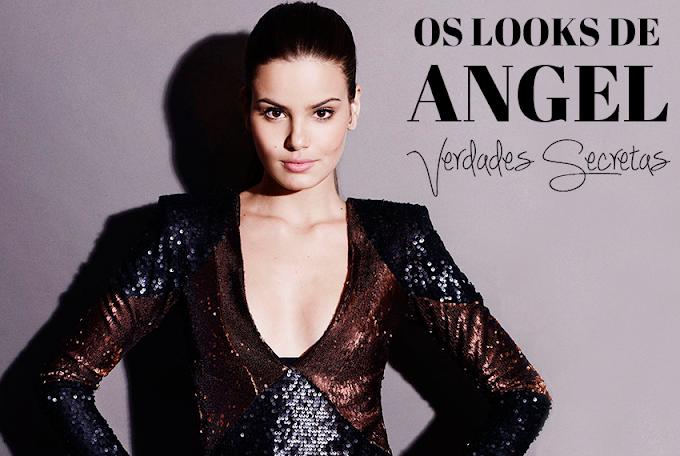 Inspiri-se nos looks de Angel | Verdades Secretas