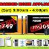 28 March 2015 Home Applicances Sale