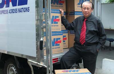 Manajer gudang dan distribusi