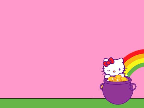 Hello Kitty St Patrick\'s Day | Hello Kitty Forever