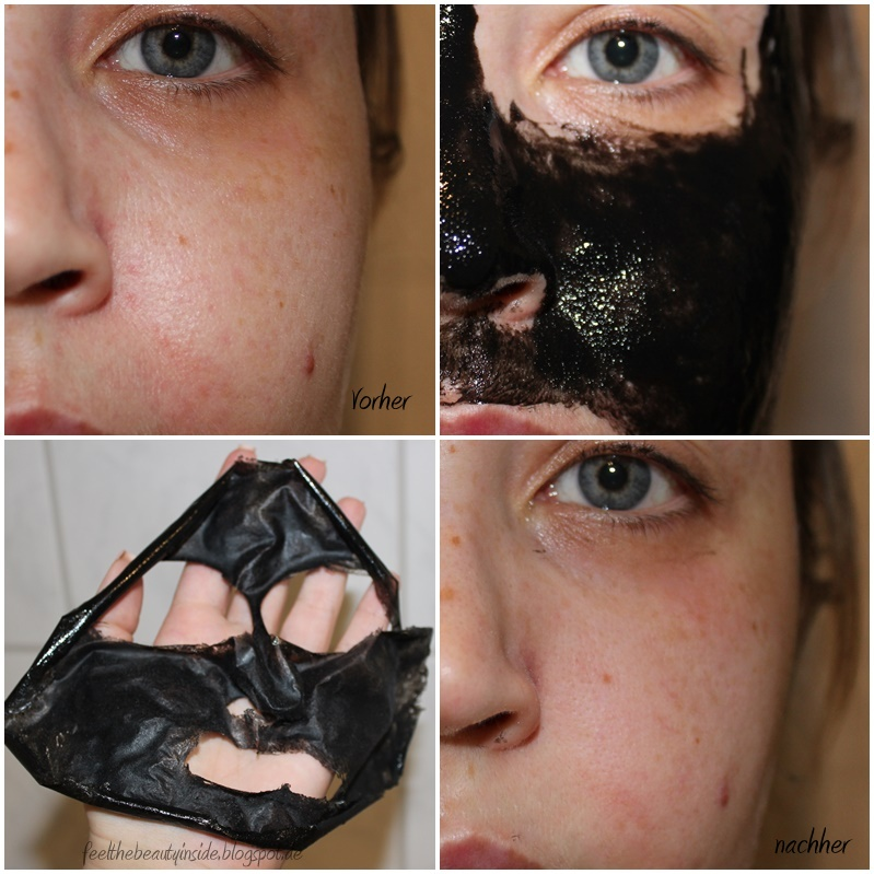 feel the beauty inside testprodukt maybeauty incredible face mask ausf hrlicher bericht. Black Bedroom Furniture Sets. Home Design Ideas