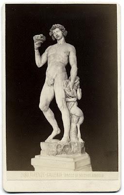 Escultura de Baco