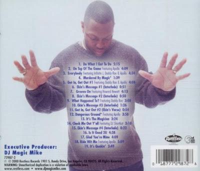 DJ Magic Mike – Magic's Kingdom (2000) (320 kbps)