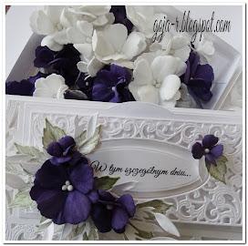 SCRAPKI - wycuinanki, kwiaty ręcznie robione zapraszam