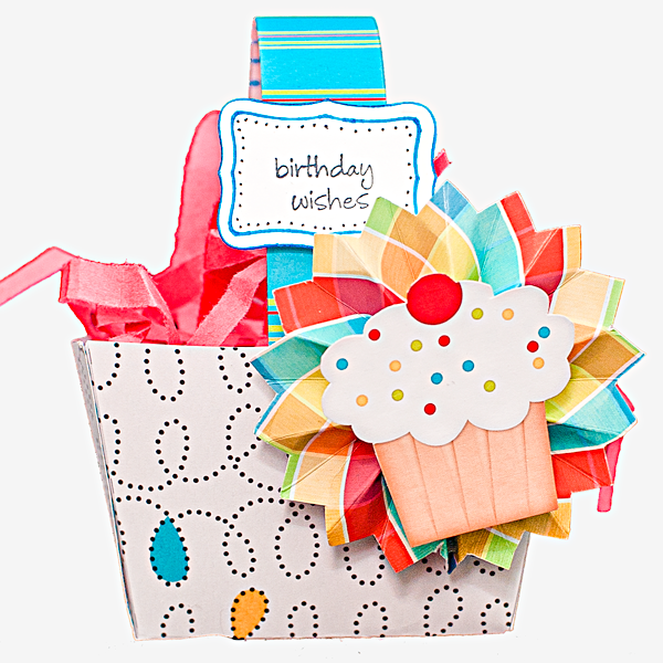 Heather Greenwood | Easter Baskets | Template | Cutting Files | Birthday