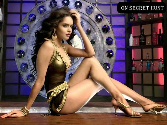 Nathalia Kaur's Sizzling Hot Photos