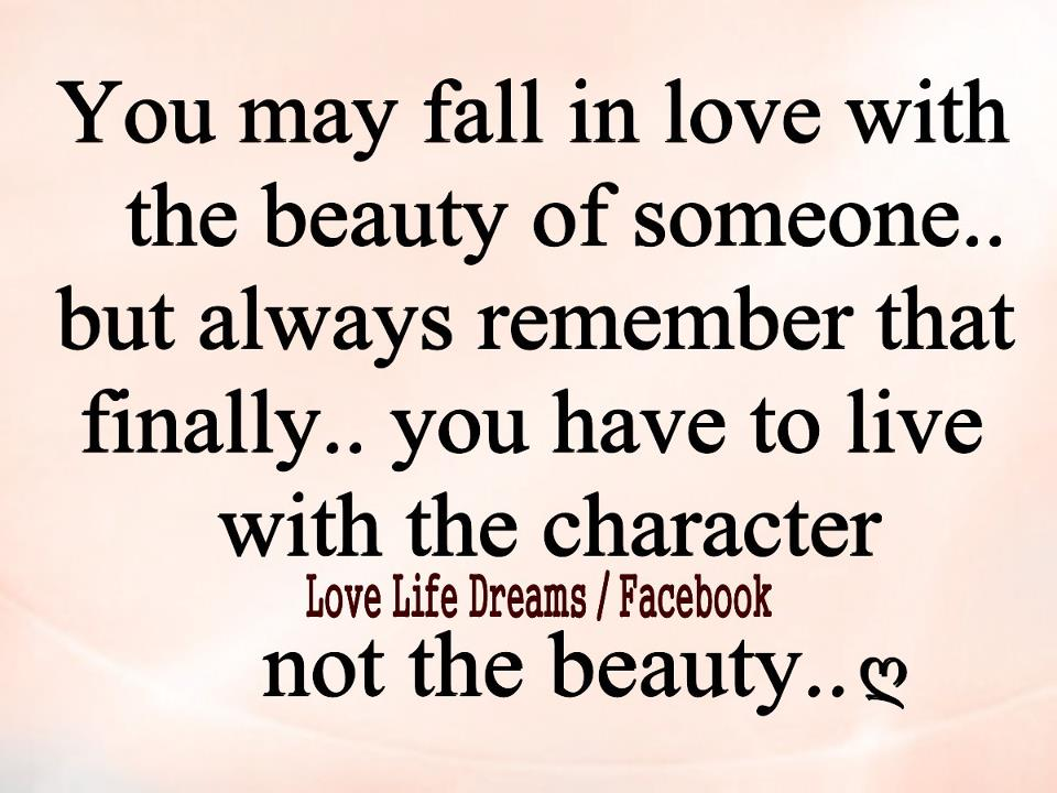 Love Life Dreams You May Fall In Love With The Beauty Of