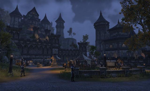 Elder Scrolls Online Daggerfall market