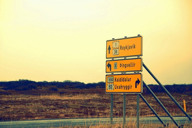 Route 550 - Kaldidalsvegur