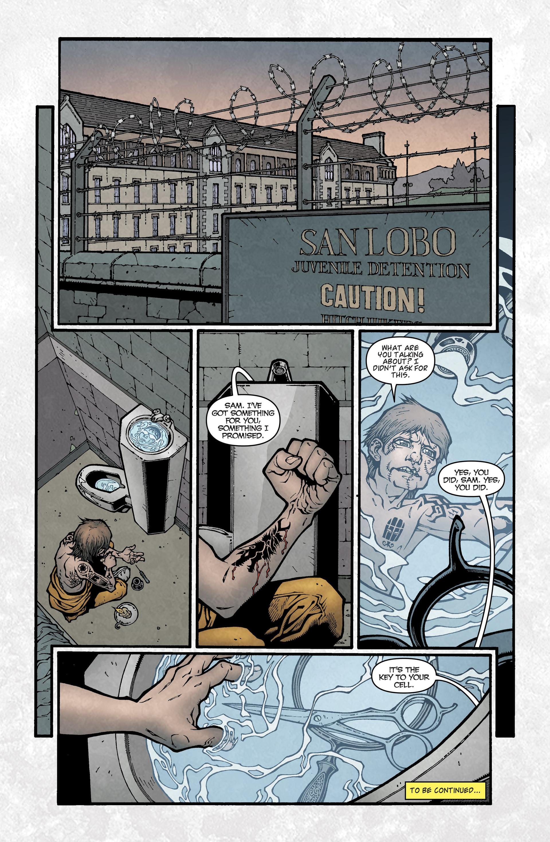 Locke & Key (2008) Issue #2 #2 - English 25