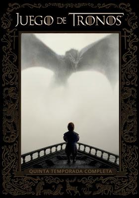 Game Of Thrones (TV Series) S05 DVD R1 NTSC Latino