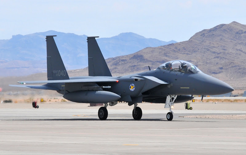 F-15K Slam Eagle Strike Fighter