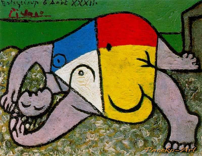 art paintings pablo picasso