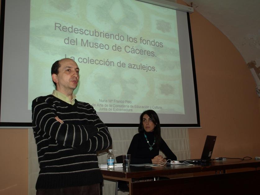 Amigos del museo de c ceres asociaci n cultural adaegina for Azulejeria antigua cordoba