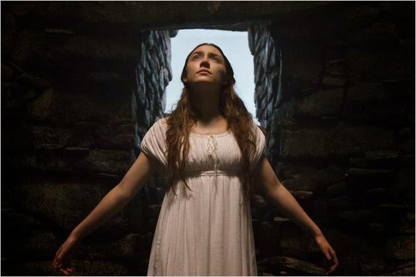 "Saoirse Ronan en ""Byzantium"""