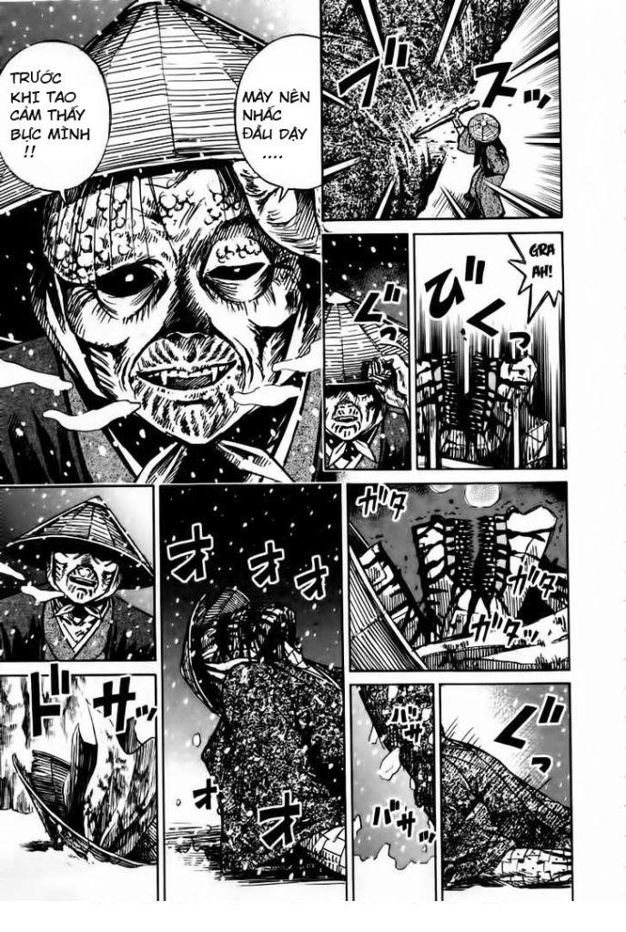 Higanjima chap 83 Trang 4 - p0sixspwn.com
