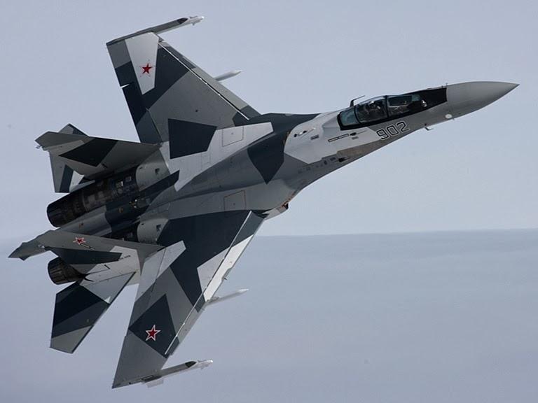 Kemenhan Prioritaskan Sukhoi-35 Sebagai Pengganti F-5 Tiger TNI AU